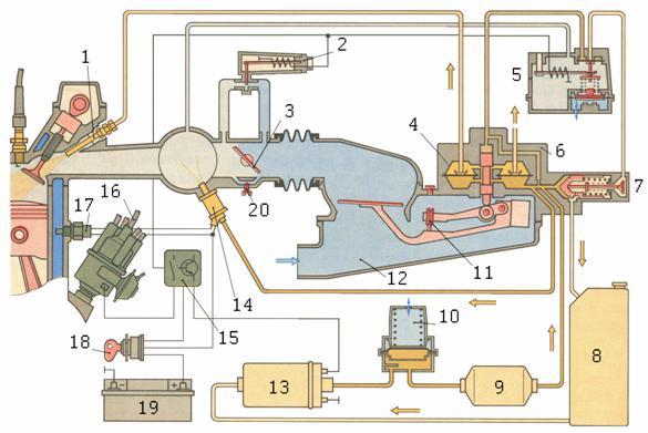 2 – Конструктивная схема